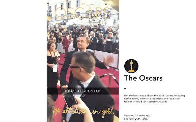 oscars-2016-snapchat-story