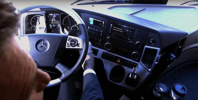 self-driving-truck