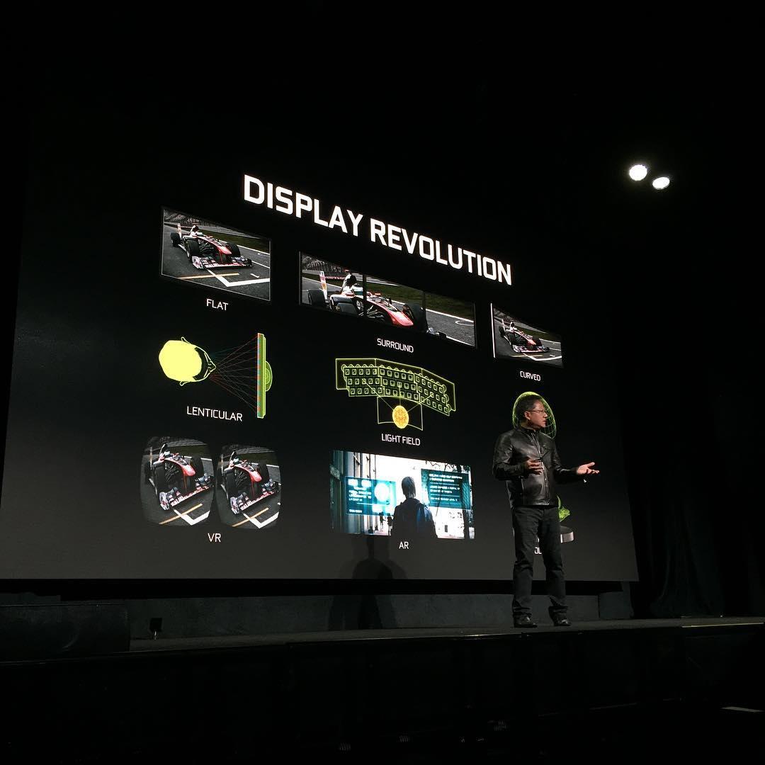 nvidia-multi-projection