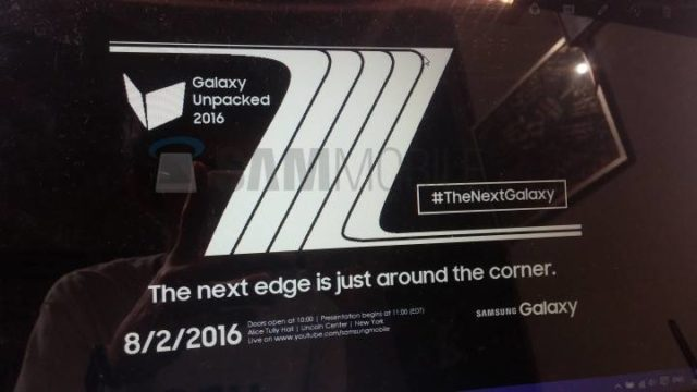 note 7 august rumor