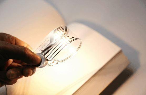bookmark nightlight