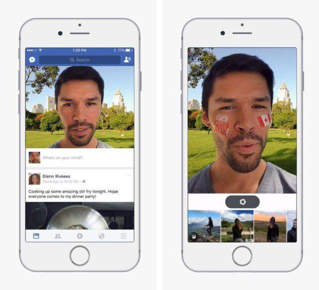 facebook filters