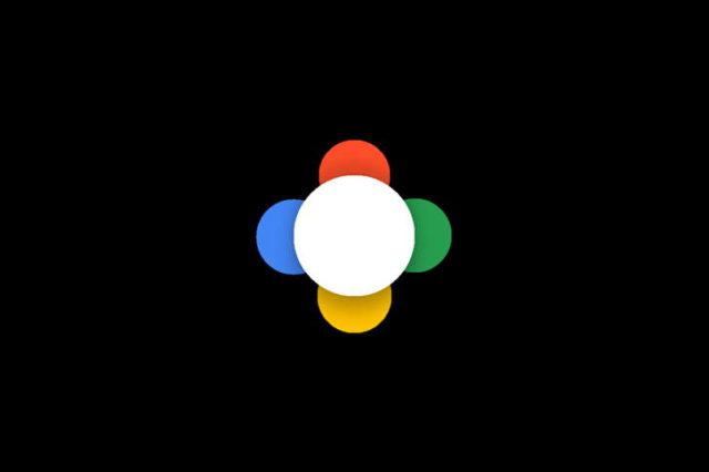 google home button