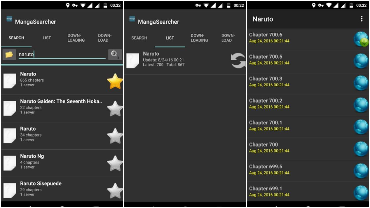 Read Mangas on Android: Best Manga Apps | Ubergizmo