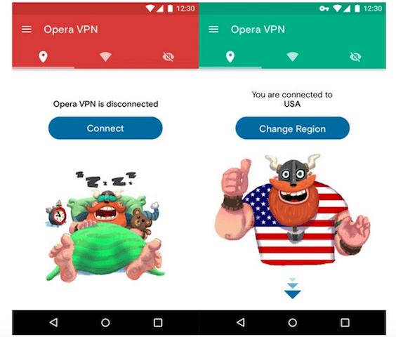 Opera VPN App For Android Released | Ubergizmo