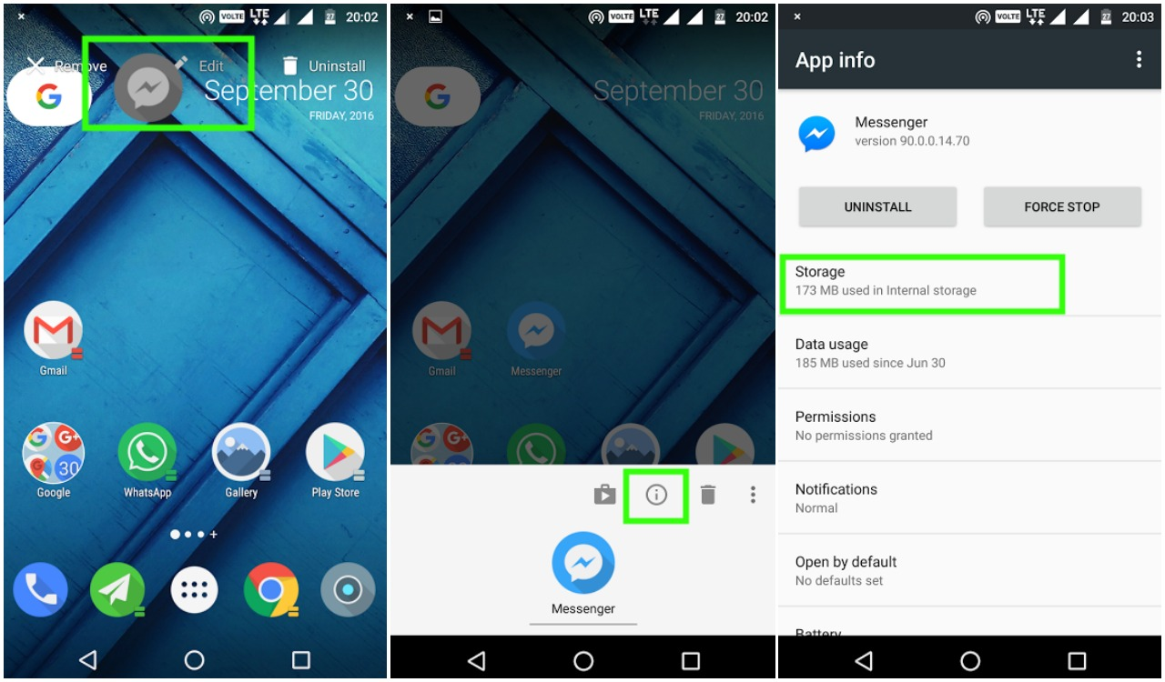 How To Log Out of Facebook Messenger On Android | Ubergizmo