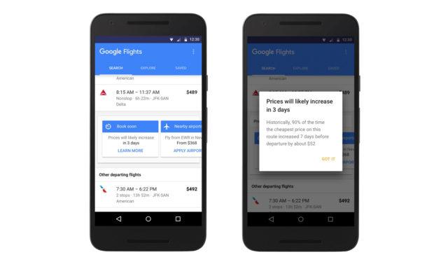 google-flights-price-tracking