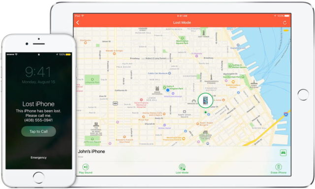 Find My iPhone' Used To Track Down Stolen Car | Ubergizmo