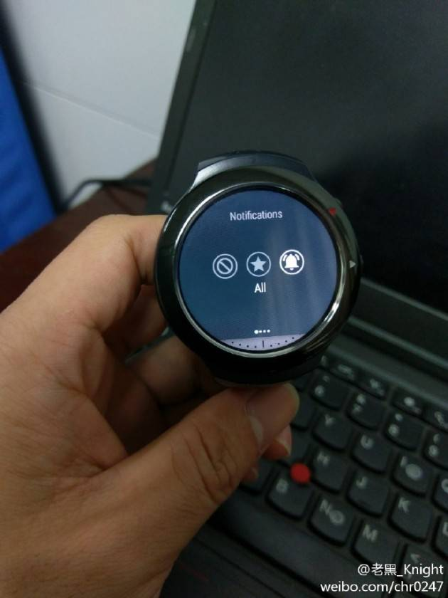 Increíble asistente Acción de gracias  Alleged Photos HTC & Under Armour Smartwatch Leaked | Ubergizmo