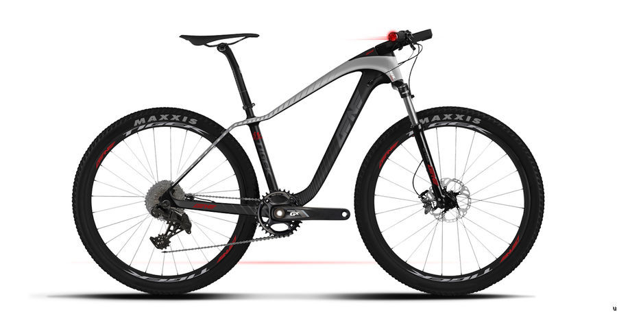 LeEco Smart Mountain Bike