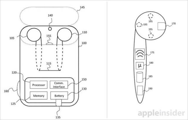 Patent Reveals Apple Has Been Working On The AirPods Since