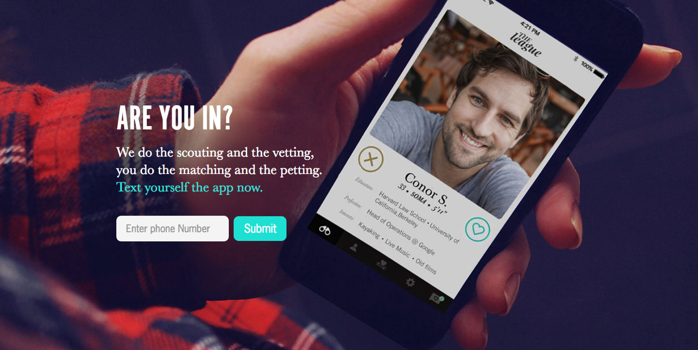The League Dating App For The Rich Finally Lands On