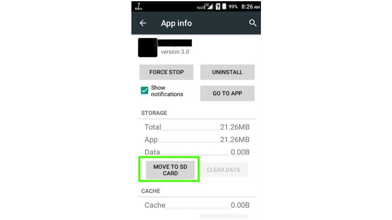 How to store Apps on SD card (Android) | Ubergizmo