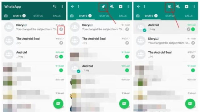 Latest WhatsApp Beta Adds Chat Pinning Feature   Ubergizmo