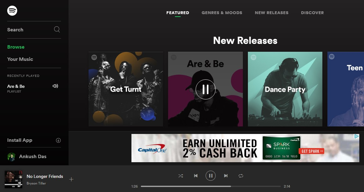 8 Best Music Streaming Sites That Are Just Awesome | Ubergizmo