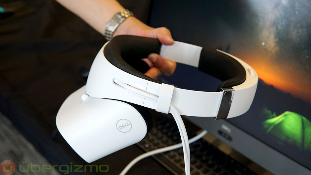 Dell VR Visor Launched | Ubergizmo