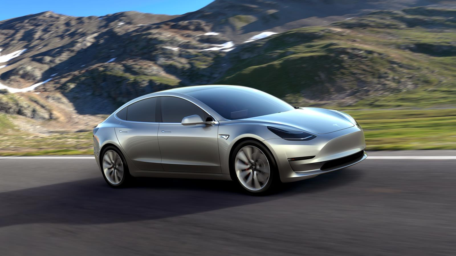 Tesla's Latest Update Turns Your Car Into A Moving Boombox
