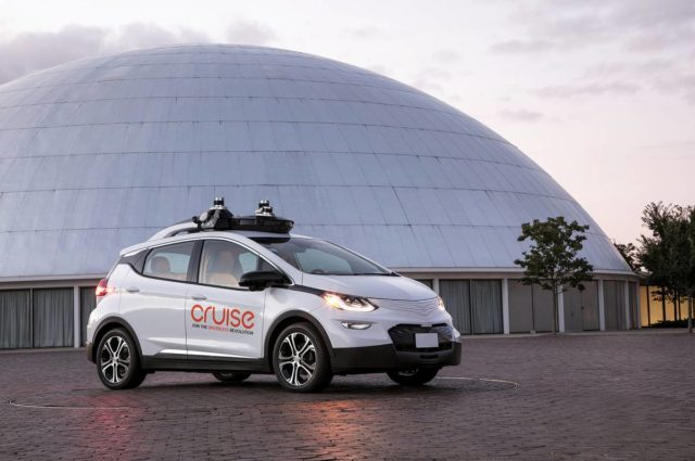 GM Cruise And DoorDash Team Up For Autonomous Food Delivery