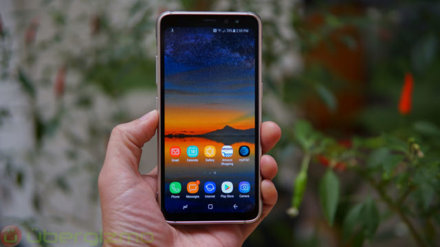 T-Mobile Releases Oreo For Galaxy S8 Active | Ubergizmo