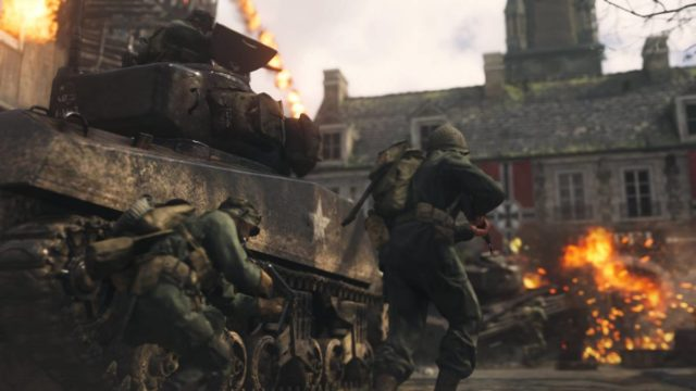 Call Of Duty Could Be Headed Onto The Nintendo Switch Ubergizmo