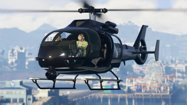 Grand Theft Auto V 'Criminal Enterprise Starter Pack' Launched