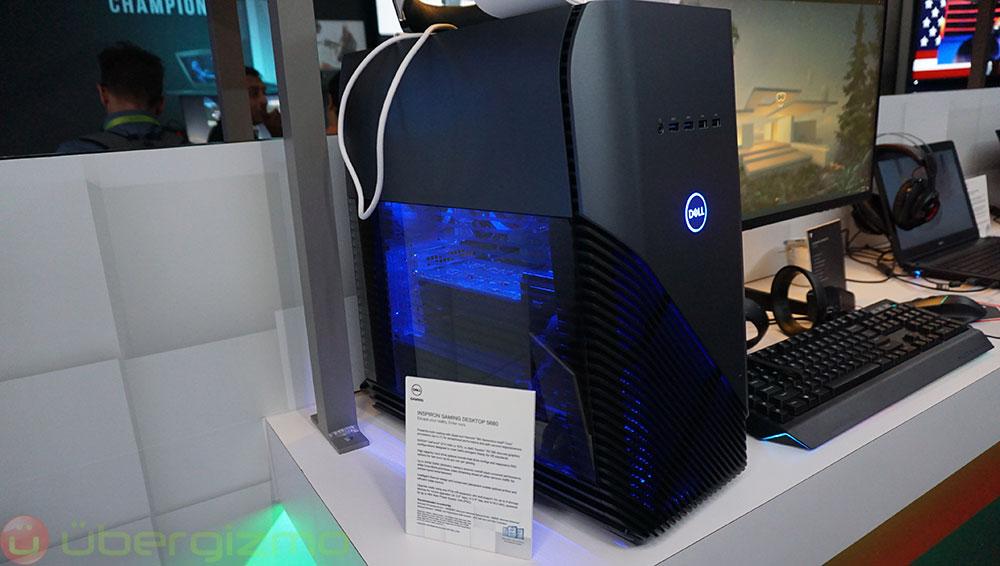 Dell Inspiron Gaming Desktop 5680 Promises VRReady
