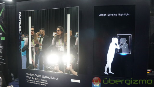Kohler Konnect And Verdera Voice Lighted Mirror For The Smart Bathroom Ubergizmo