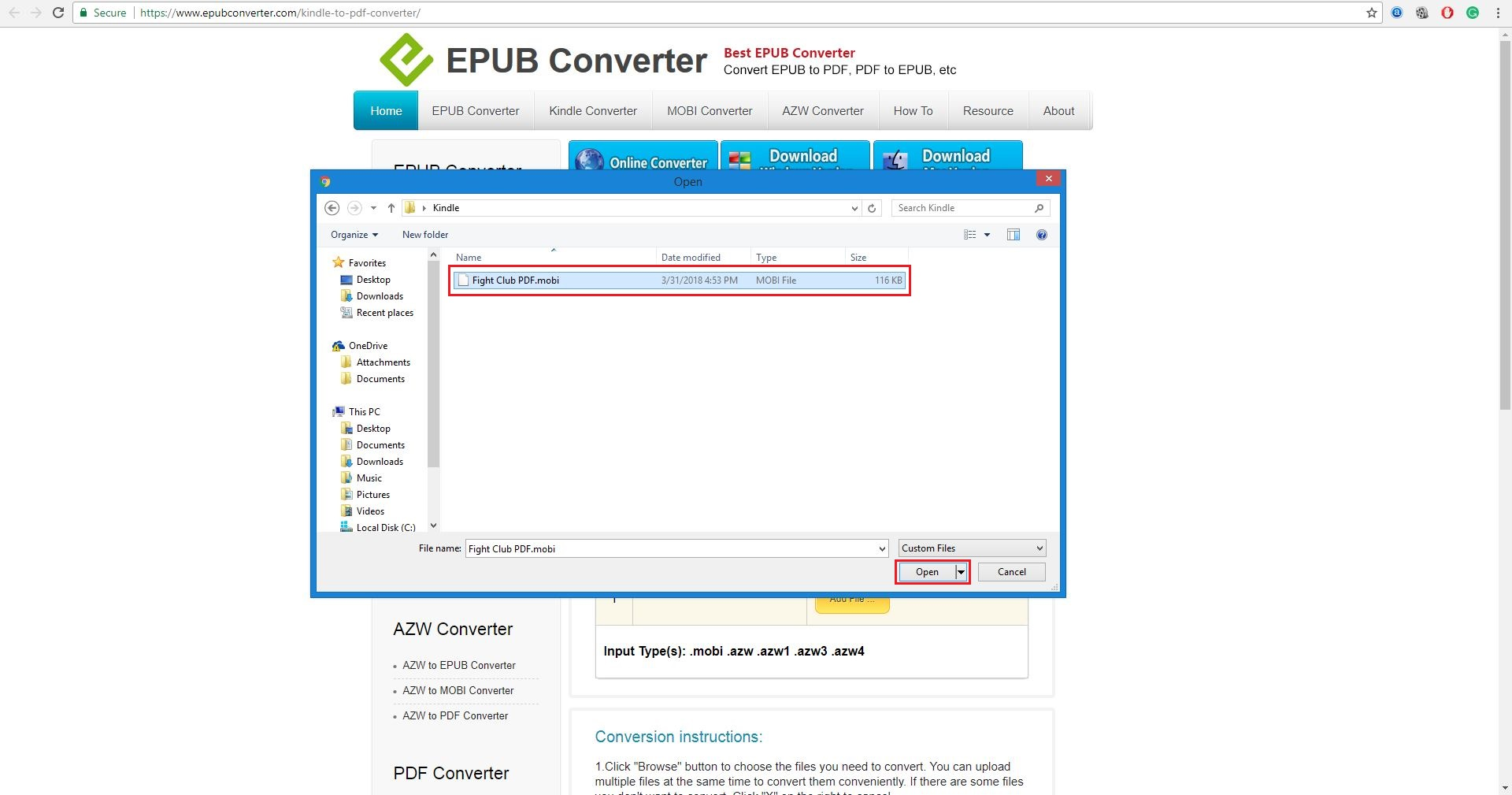 How To Convert Kindle Books to PDF in Minute (Win, Mac, Android) | Ubergizmo