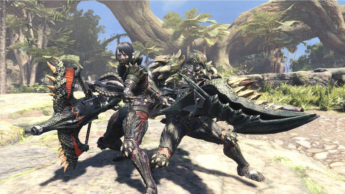 Monster Hunter Movie Will Feature Characters From The Game Ubergizmo