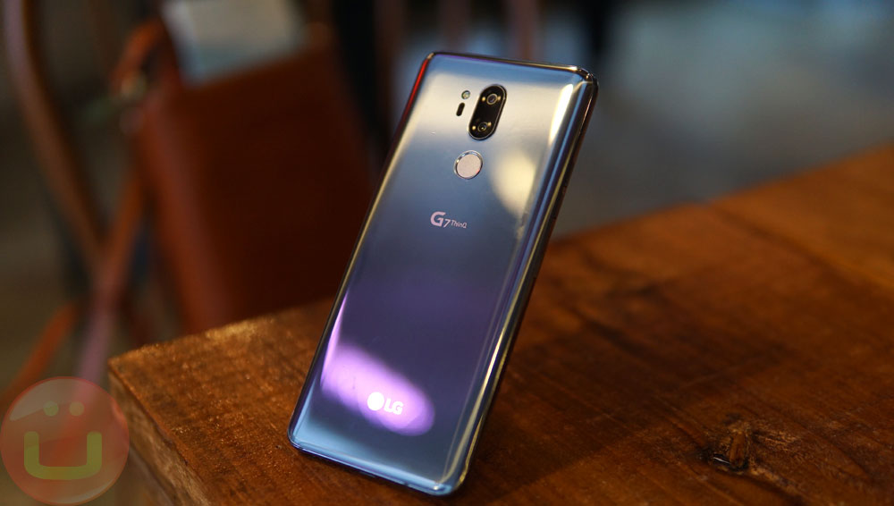 Android Pie Update For The LG G7 Will Arrive In Early 2019 | Ubergizmo