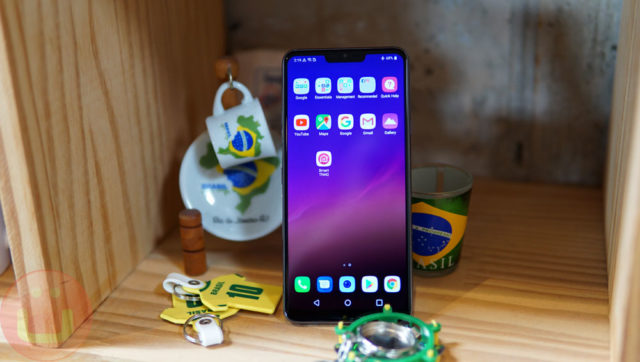 lg g7 thinq android pie europe