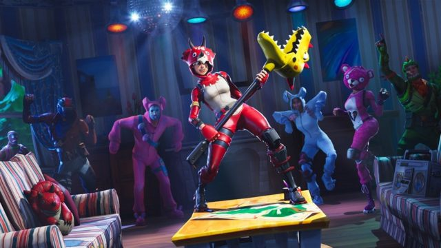 Fortnite's Account Merge Feature Delayed To 2019 | Ubergizmo