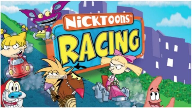 Nickelodeon Kart Racers Coming To The Nintendo Switch