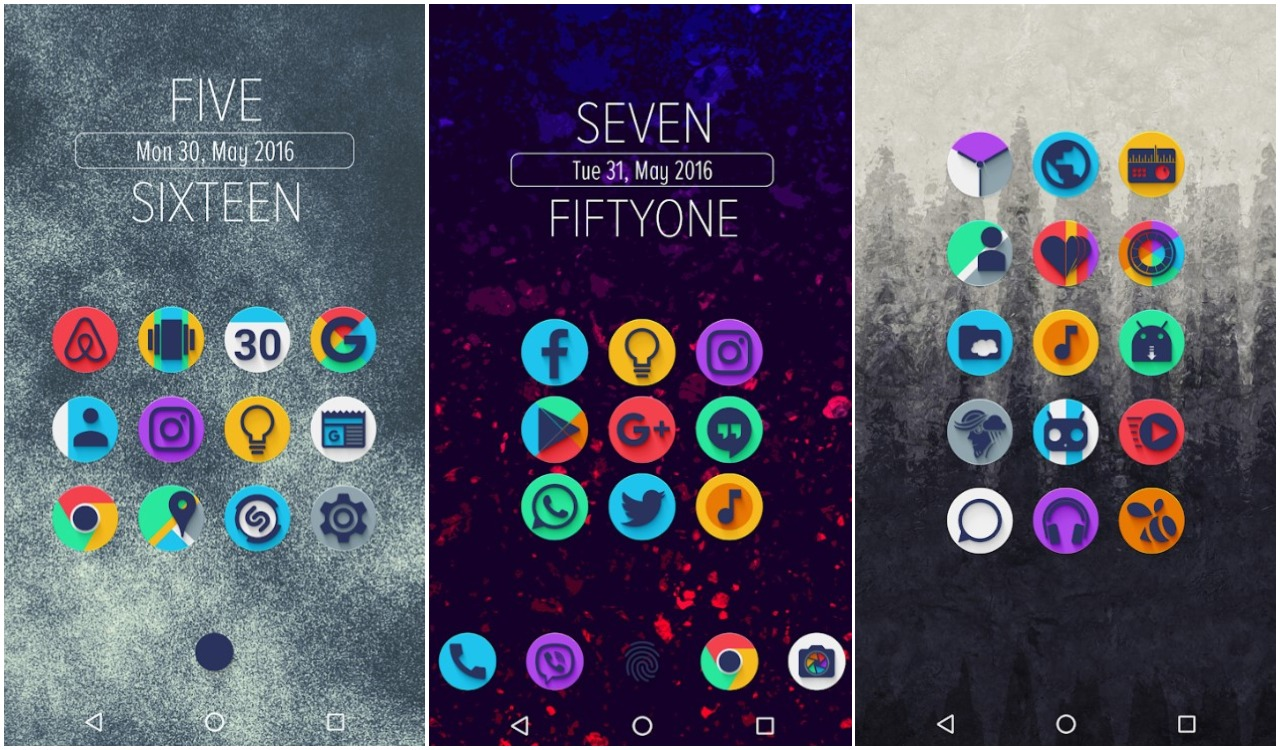 Best Icon Packs For Android Ubergizmo