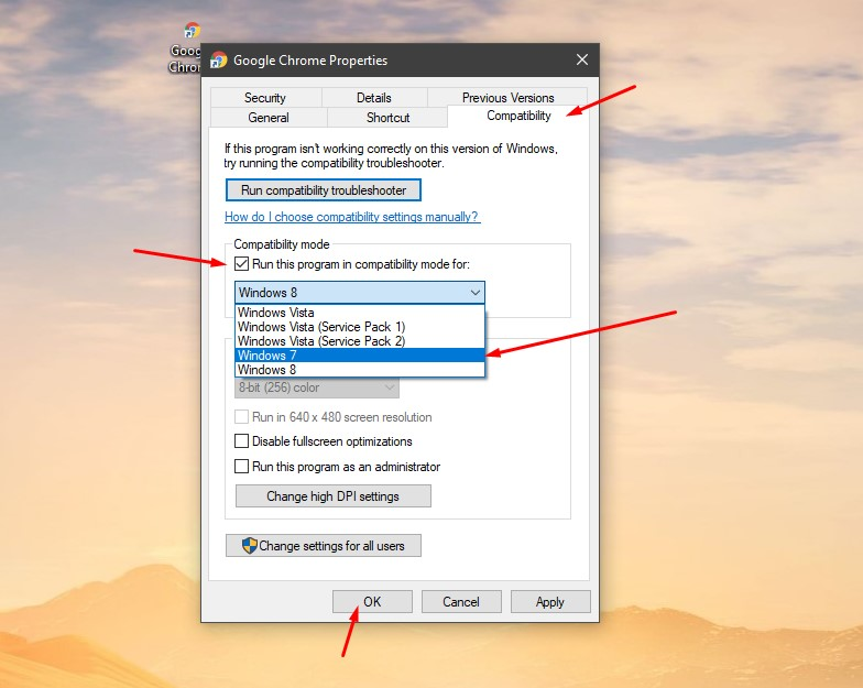 How To Fix Google Chrome Black Screen Issue (Windows 10