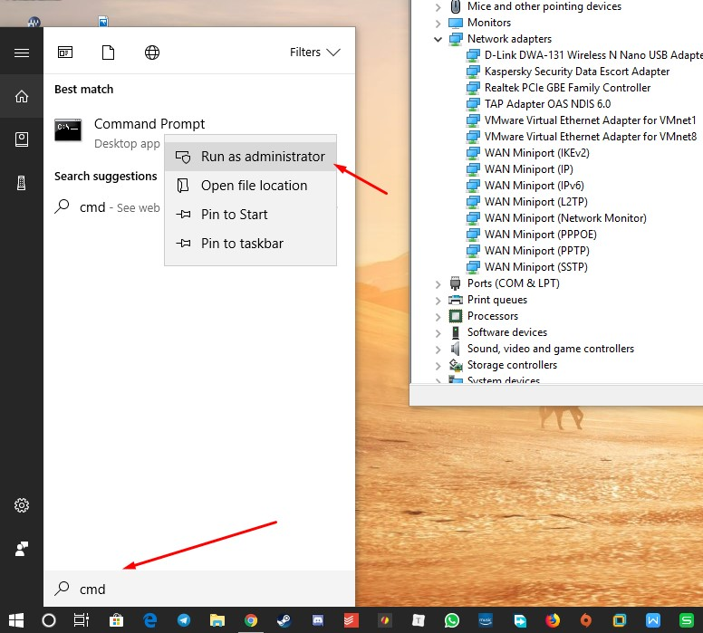 """How To Fix """"DNS server is not responding"""" on Windows 10"""