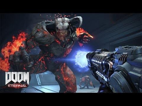 Doom Iphone Wallpaper Doom Eternal Official Gameplay Trailer Released Ubergizmo