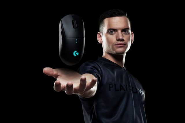 Logitech G PRO Wireless Gaming Mouse Announced | Ubergizmo
