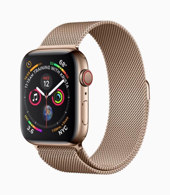 La batteria di Apple Watch Series 4 è abbastanza buona per il monitoraggio del sonno e per l'intera giornata