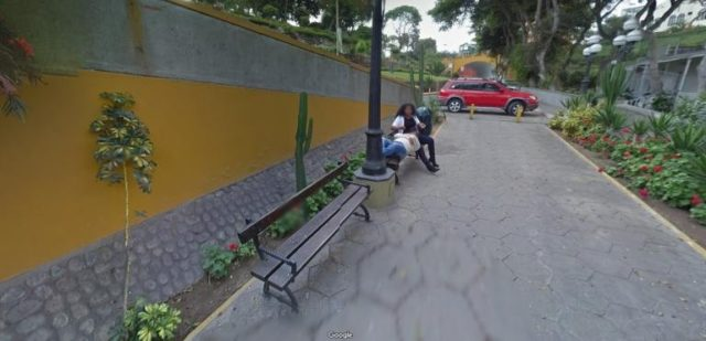 Man Catches Wife Cheating On Him Via Google Street View