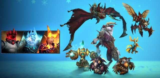 Blizzard To Retire Some World Of Warcraft Shop Mounts