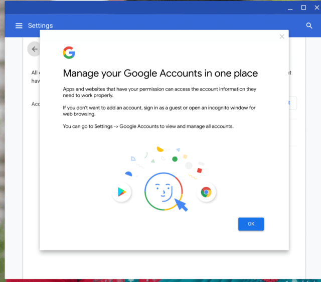 Chrome OS Multiple Account Support Goes Live In Canary