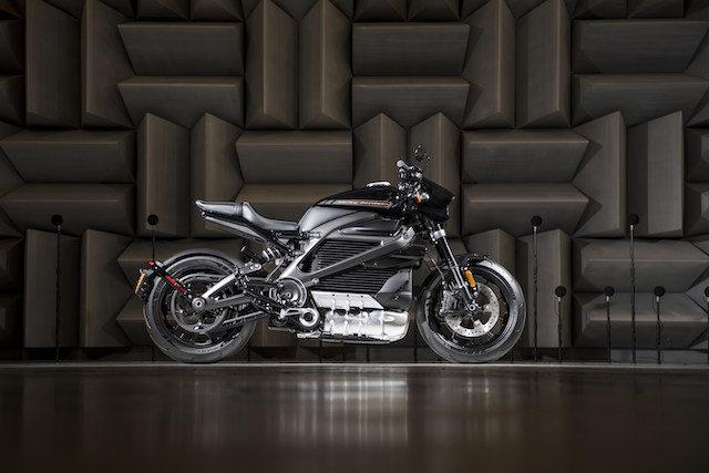 Harley-Davidson Confirms Electric Motorcycle