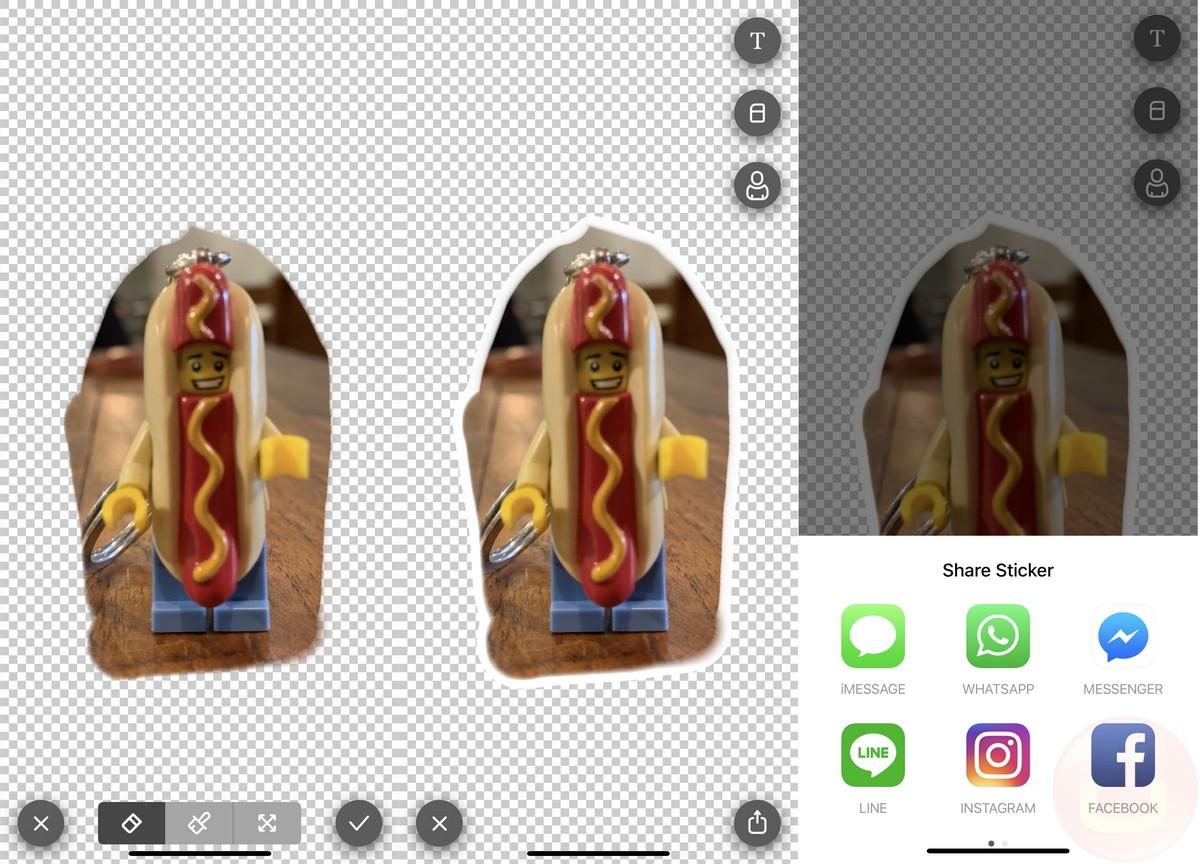 How To Create Your Own Custom WhatsApp Stickers | Ubergizmo