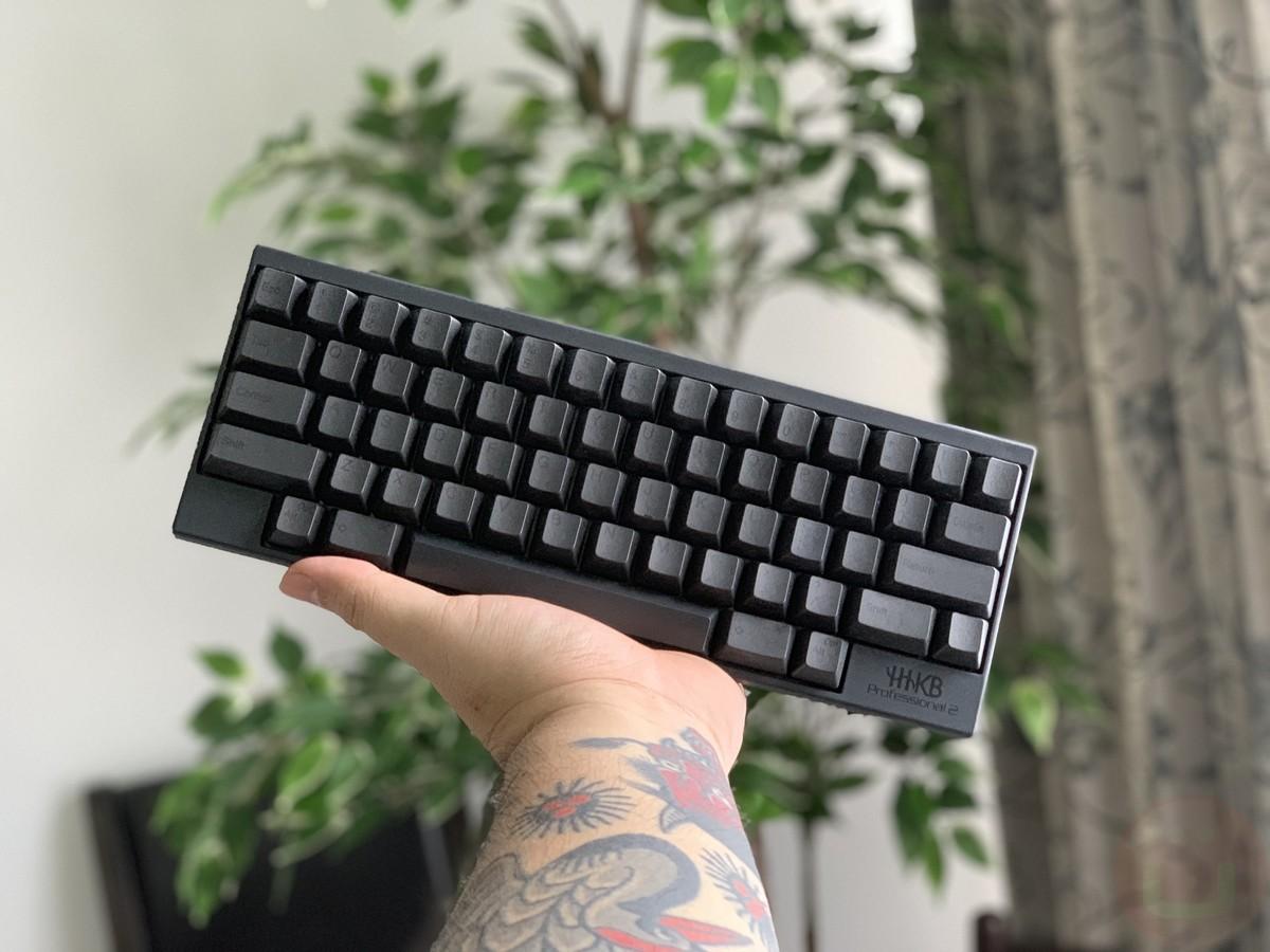 Happy Hacking Keyboard Hhkb Pro 2 Mechanical Keyboard Review