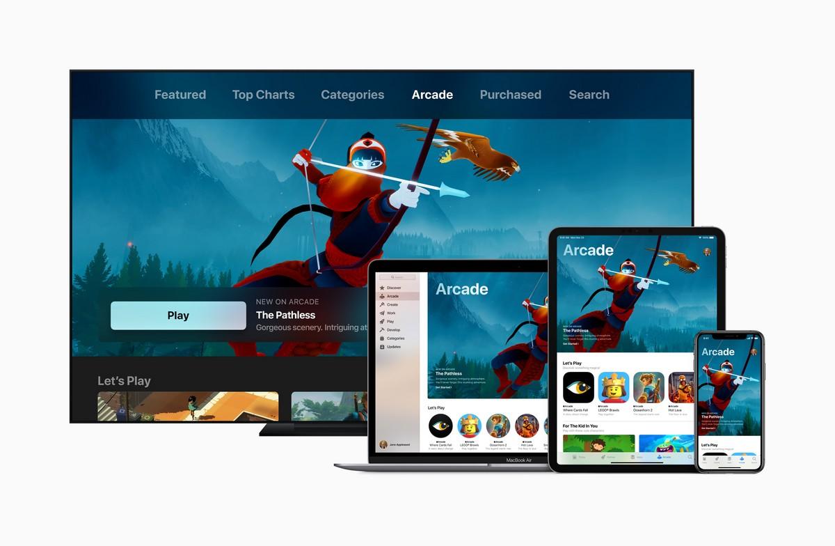 Apple Arcade deverá custar US $ 4,99 por mês