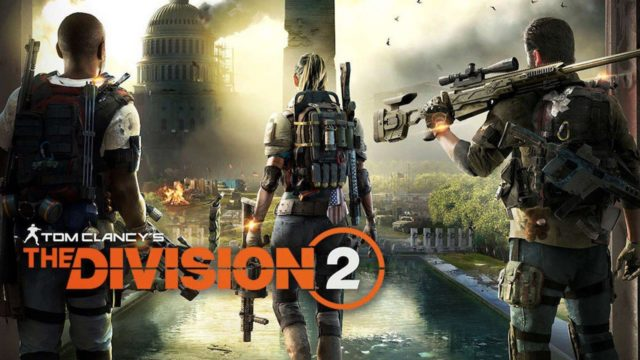 The Division 2 Disc Buyers Have To Install A 50GB Day One Patch