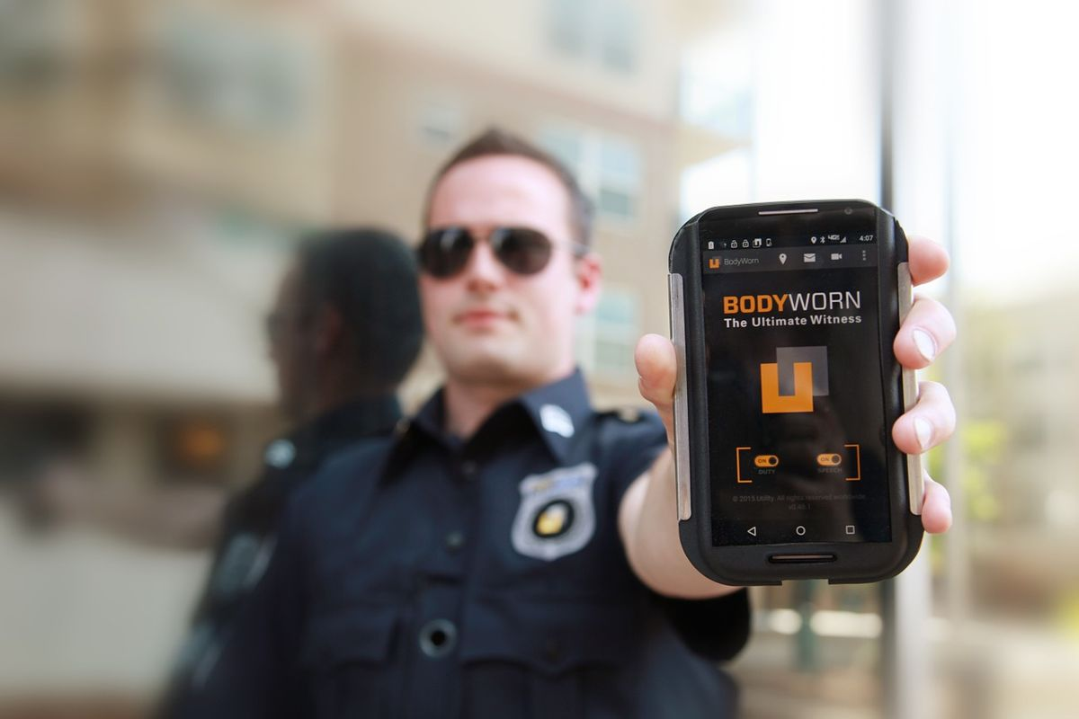 Activists Turn The Table On Police By Using Facial Recognition To Identify Them