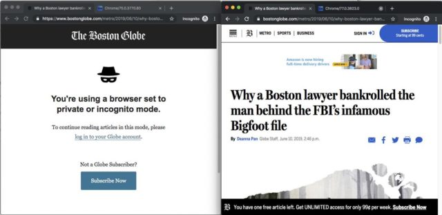 Next Chrome Release Will Making Bypassing Paywalls Easier
