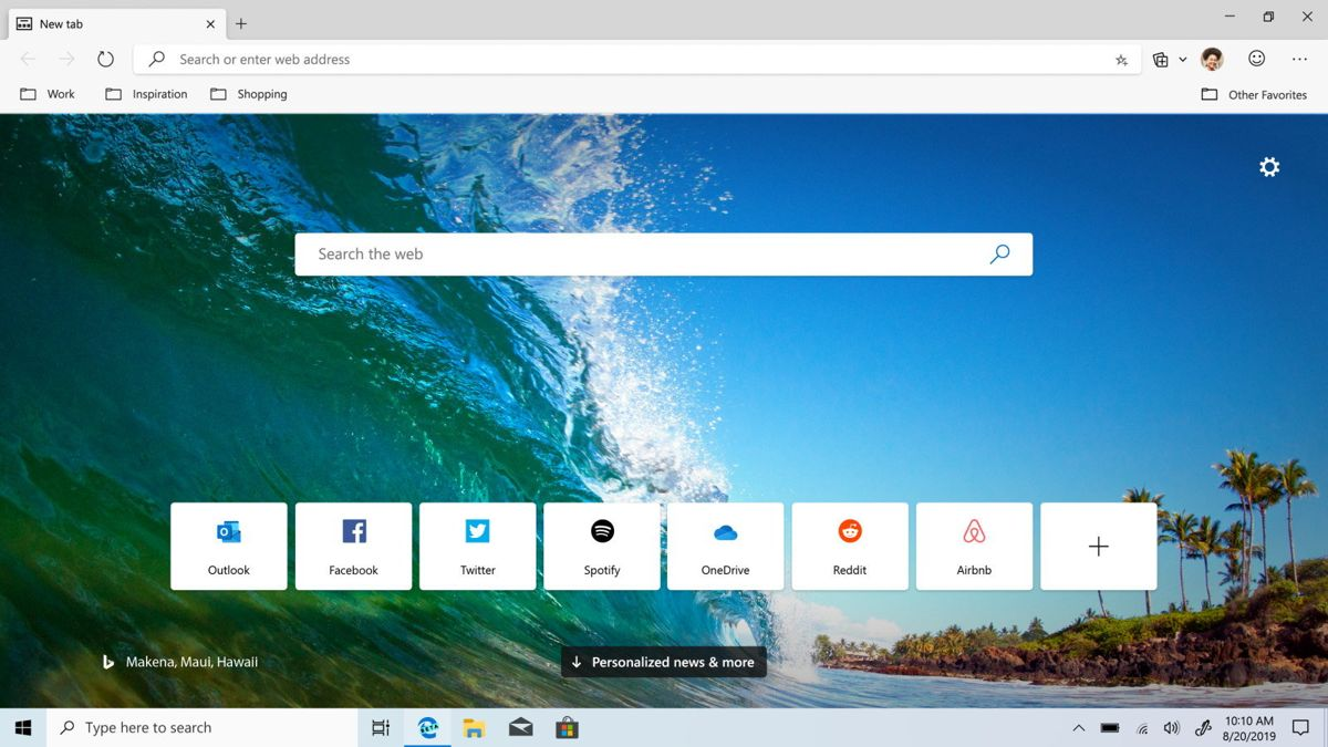 Microsoft Edge Will Soon Let You Send Tabs From Your PC To Android